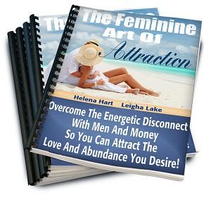 The Feminine Art of Attraction - Helena Hart Coaching